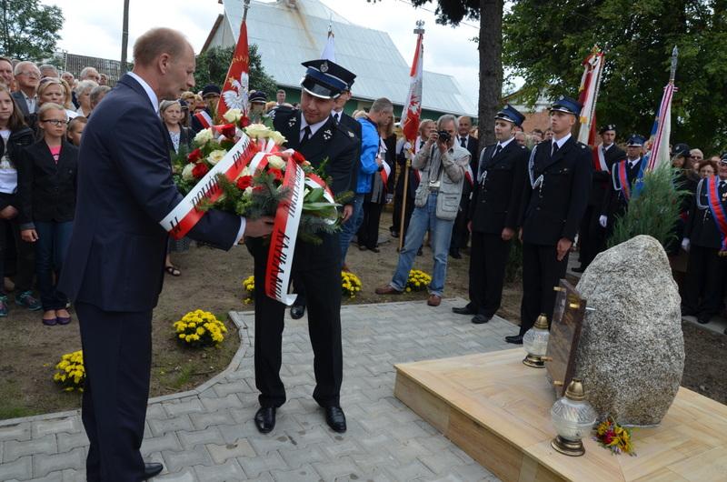2014-08-18 <br> Uroczyste otwarcie Domu Pamięci Ks. ...