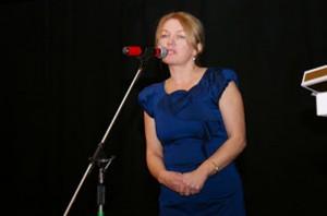 2014-12-12 <br> Wyróżnienie dla pani Anny Szymczyk za ...