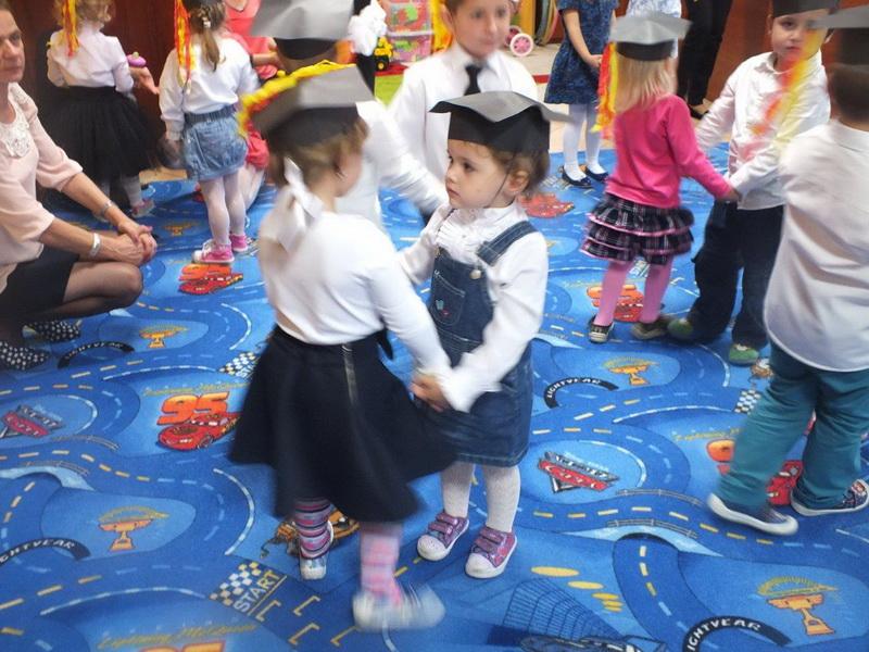 2014-10-21 <br> Ślubowanie przedszkolaków wTrablicach