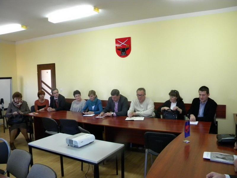 2014-10-29 <br> Przedstawiciele stowarzyszeń konsultowali ...